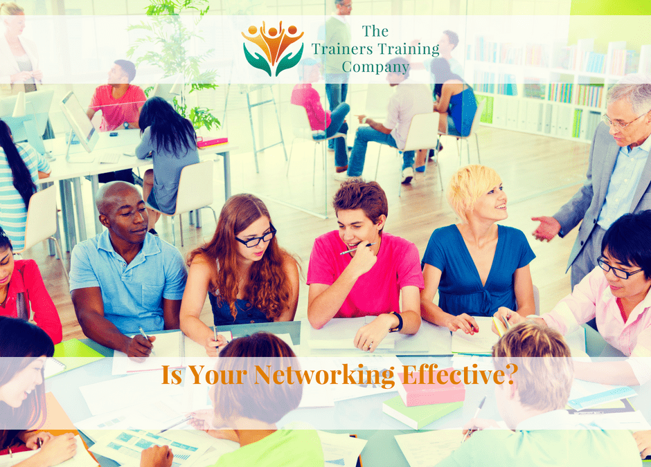 Is Your Networking Effective?