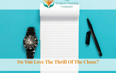 Do You Love The Thrill Of The Chase?