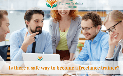 Is there a safe way to become a freelance trainer?