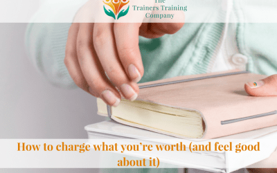 How to charge what you're worth (and feel good about it)
