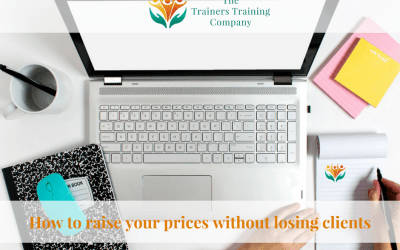 How to raise your prices without losing clients