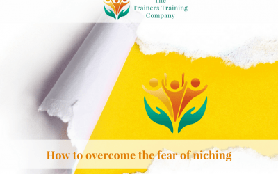 How to overcome the fear of niching