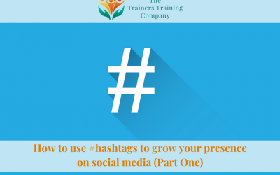 How to use #hashtags to grow your presence on social media (Part One)