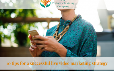 10 tips for a successful live video marketing strategy