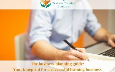 The business planning guide: Your blueprint for a successful training business
