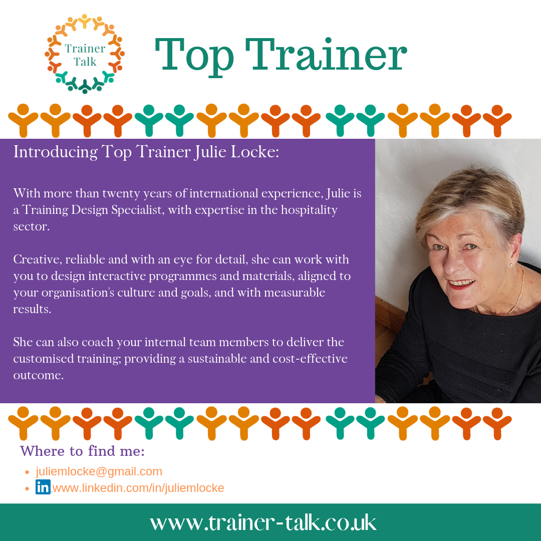 Top Trainer Julie Locke
