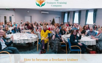 How to become a freelance trainer